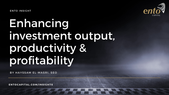 How asset management enhances your investment output, productivity and profitability.